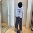 2020春夏新商品 ABRAHAM Tシャツ ブルゾン、blanc Vert ヒッコリー・パンツ、 Taz デニム・スリッポン