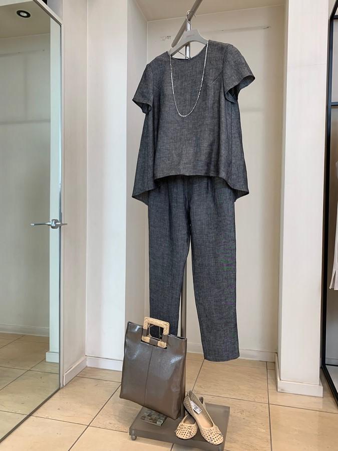2019春夏新商品 blanc Vert トップス,パンツ,CRICKET 2WAY BAG ,GERVE メッシュ・フラットシューズ