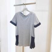 2017秋・冬新商品 PENNY BLACK バックリボンTシャツ